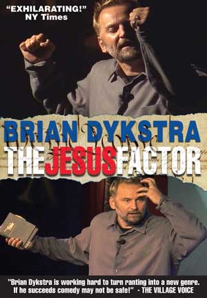 The Jesus Factor on DVD