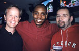 Brian Dykstra with Dave Chappelle