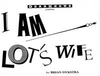 I Am by Brian Dykstra